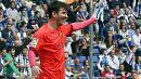 El Barcelona logra media Liga en Cornellà