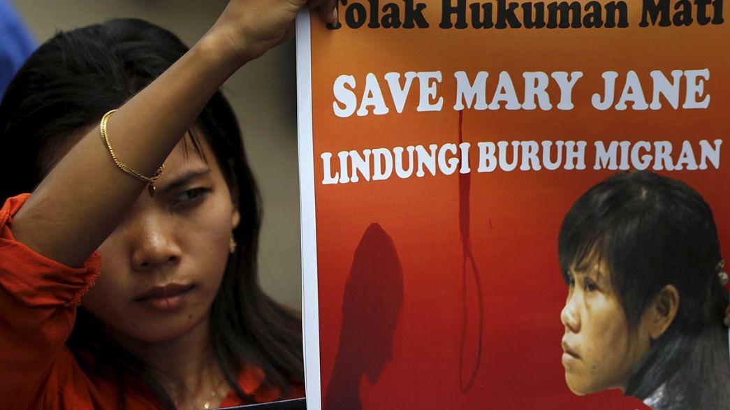 Indonesien: Neun Ausländer sollen wegen Drogendelikten hingerichtet werden