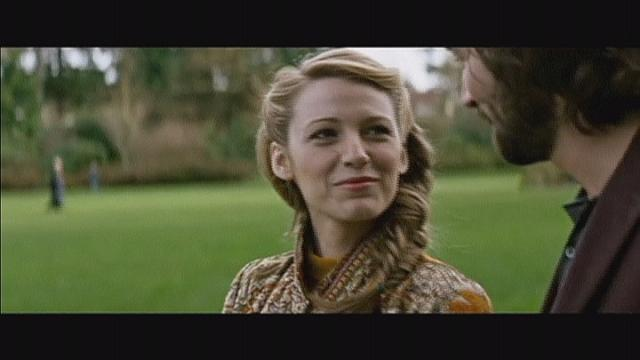 Blake Lively cursed with eternal youth in 'The Age of Adaline'