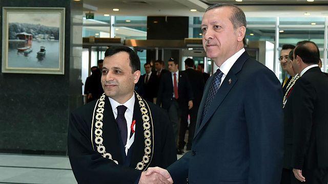 Anayasa Mahkemesi Başkanı Zühtü Arslan'dan önemli açıklamalar