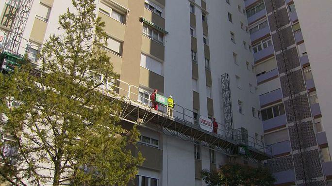 طوريلاغو حي إسباني يخوض تجربة المباني الذكية
