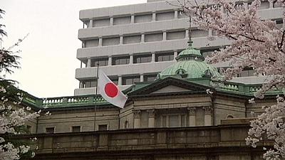 Japan: credit rating downgraded
