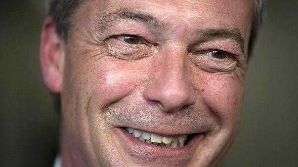 UKIP leader Nigel Farage: Britain's 'love him or loathe him' politician