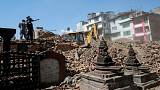 How Nepal earthquake devastated Kathmandu's UNESCO heritage