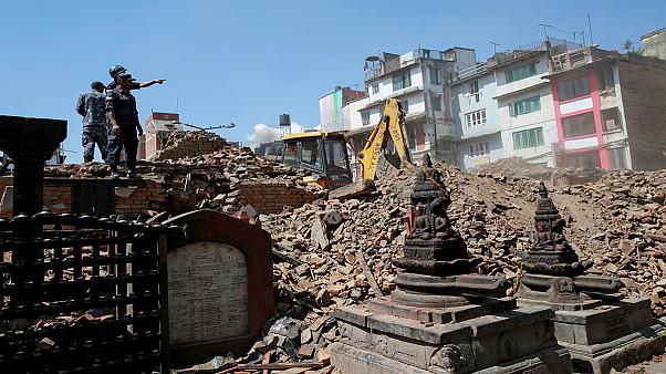 How Nepal earthquake devastated Kathmandu's UNESCO heritage