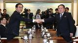 Image: South Korean Unification Ministry stills / Inter-Korean talks