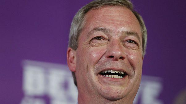 Εκλογές Μ. Βρετανία: To προφίλ του ηγέτη του κόμματος της Ανεξαρτησίας Νάιτζελ Φάρατζ