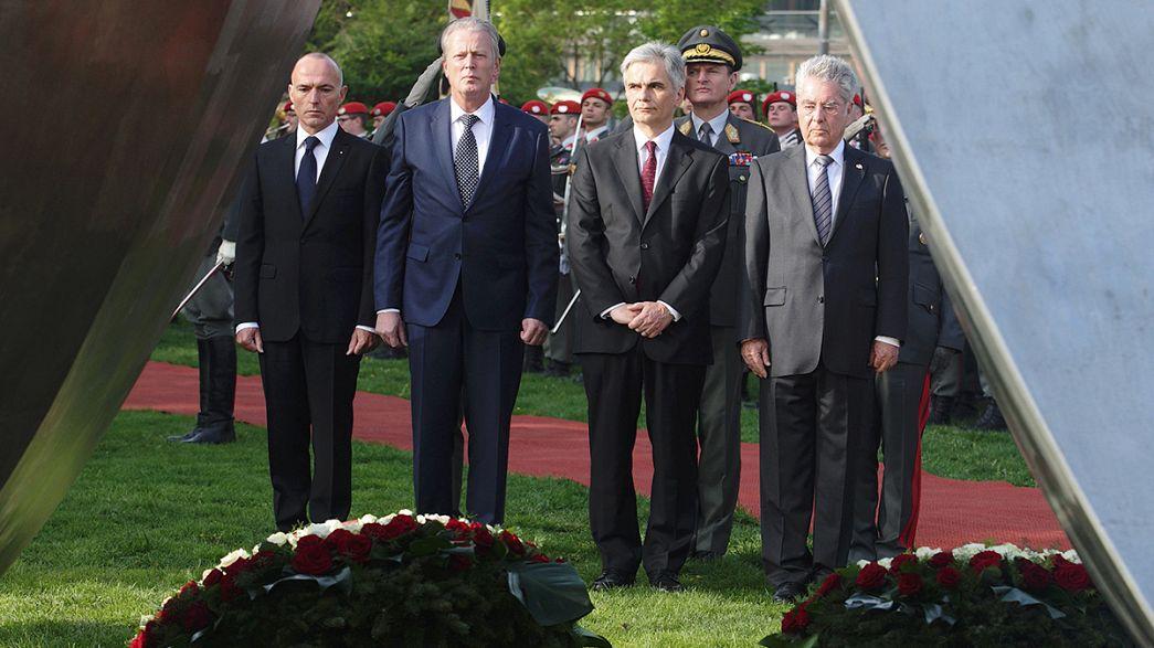 Austria: 70 aniversario de la proclamación de la II República