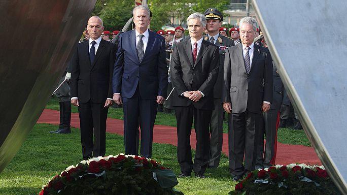 النمسا تحتفل بمرور سبعين عاما على تأسيس الجمهورية الثانية