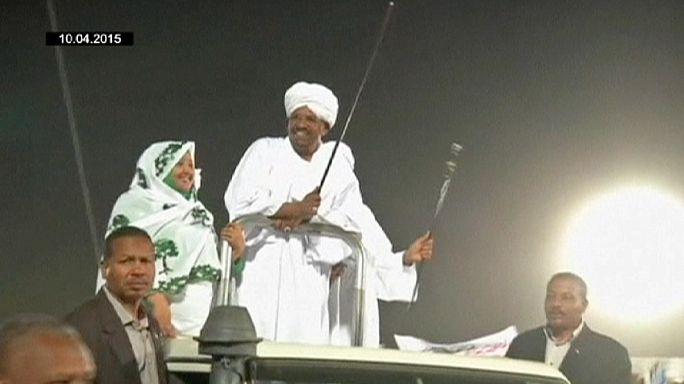 Sudan'da seçimin galibi yine Ömer el-Beşir