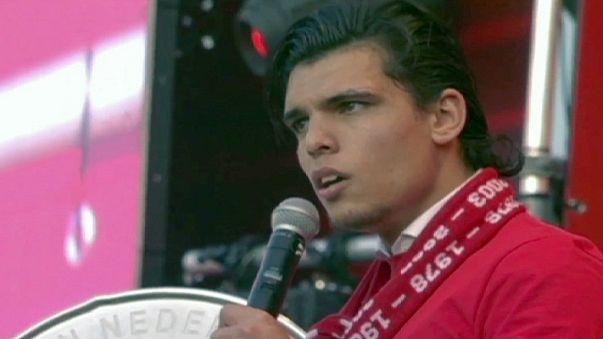 Bloopers: Karim Rekik y su lado más musical