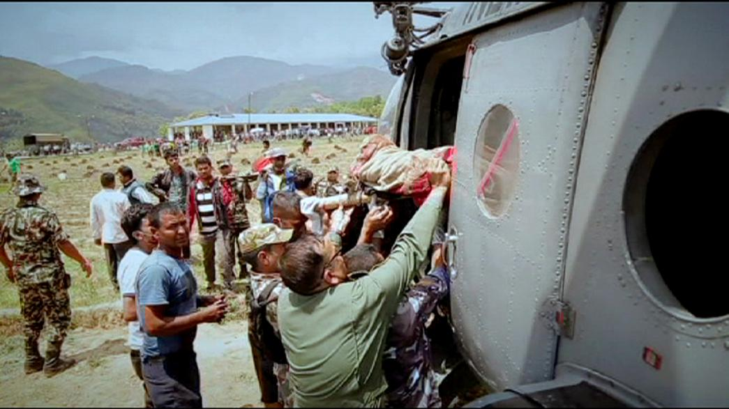 Sismo no Nepal: UE soma 3 milhões de euros à ajuda oferecida por 13 Estados-membros