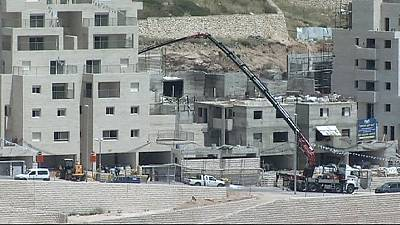 Israel invites bids for more settler homes