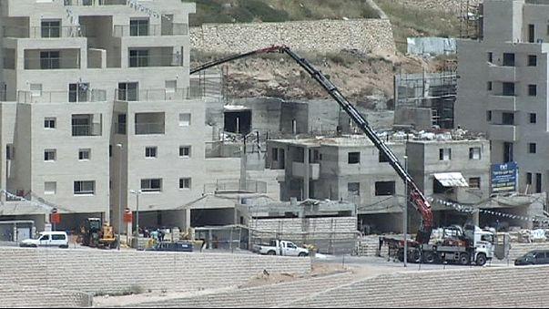 """Israel will neue Siedlungen bauen: """"Bedrohung für Zweistaatenlösung"""""""