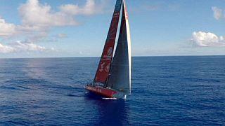 Volvo Ocean Race: hatalmas üldözés az Atlanti-óceánon
