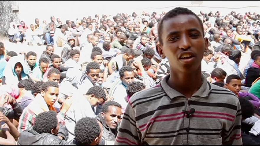 Ban drängt bei EU auf Hilfe für Flüchtlinge: Rettung von Menschenleben muss Priorität haben