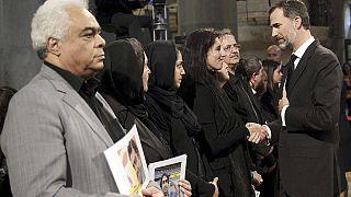 Germanwings kurbanları Sagrada Familia'da anıldı