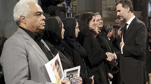Crash de l'A320 : l'hommage de l'Espagne aux victimes
