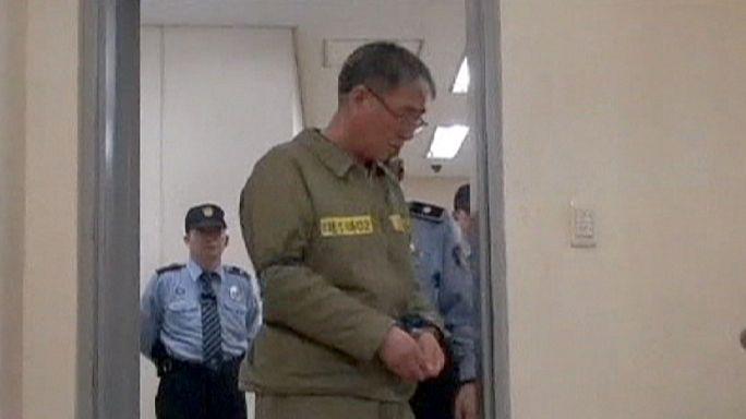 Güney Kore'deki feribot faciasında kaptana ömür boyu hapis