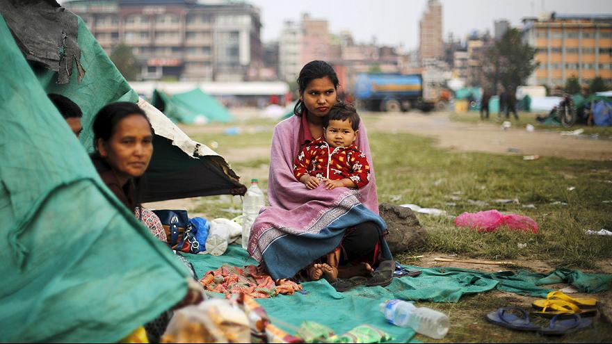 Nepal: Eight million hit by quake as PM says up to 10,000 may have died
