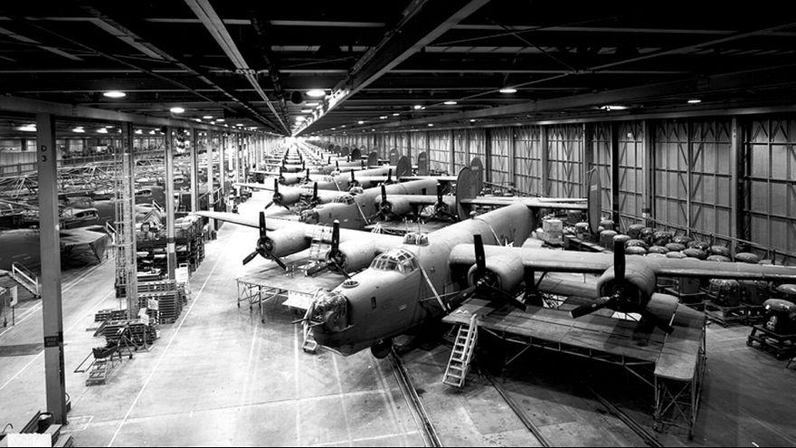 Wie der Zweite Weltkrieg die USA geprägt hat