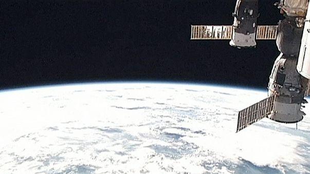 Progress uzay aracı hedefin 38 km. uzağına gitti