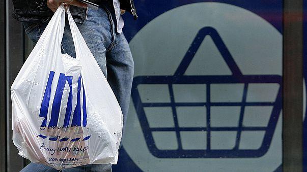 EU will endlich Verbrauch von Plastiktüten senken
