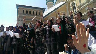 فعالان مدنی در کابل خواهان سرعت رسیدگی به پرونده قتل فرخنده شدند