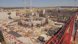Строительство токамака ИТЭР во французском Кадараше