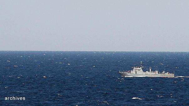 توقیف یک کشتی تجاری توسط شناورهای نظامی ایران در خلیج فارس