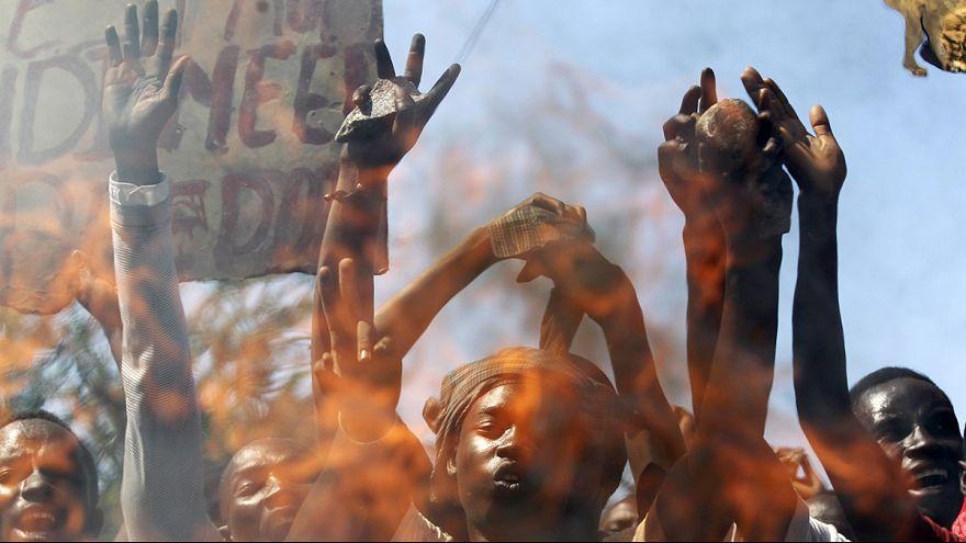 Burundi: tüntetések az elnök harmadszori jelölése miatt