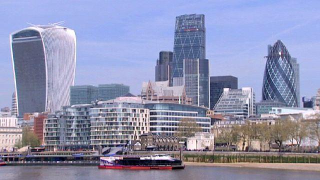 تحقيق خاص بيورونيوز حول بعض شؤون الاقتصاد البريطاني