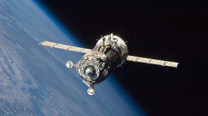 Le vaisseau ravitailleur russe de l'ISS en difficulté