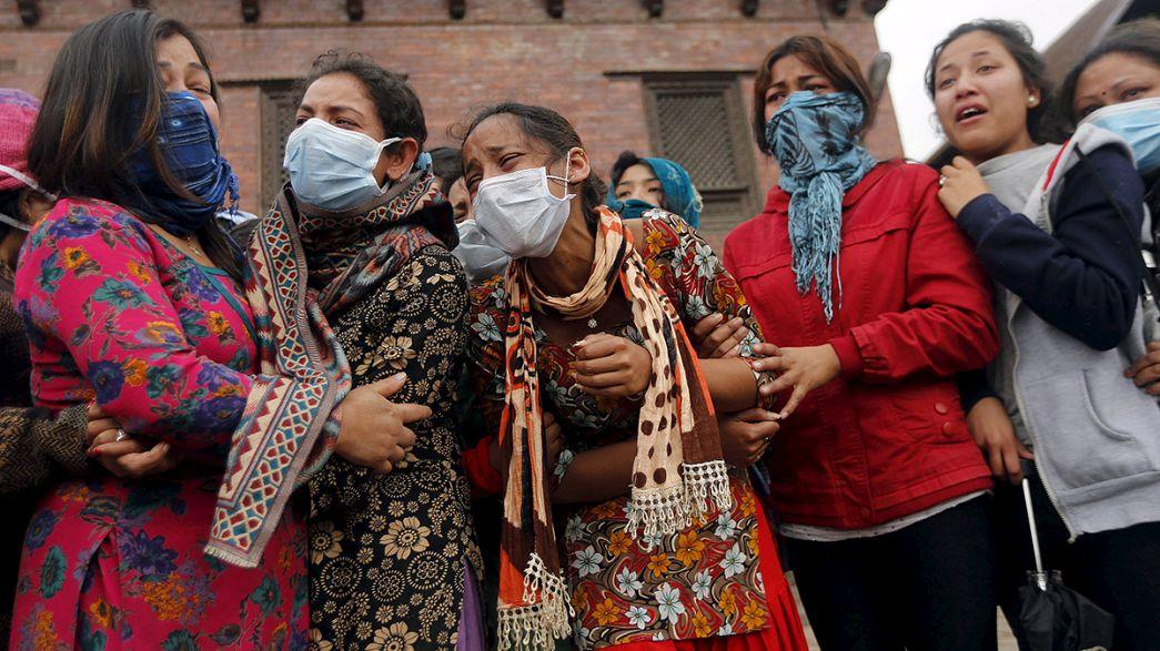 """Hilfsorganisation """"Handicap International"""": Einsatz in Nepal"""