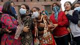 "Népal : ""Handicap International va travailler dans les zones rurales"""