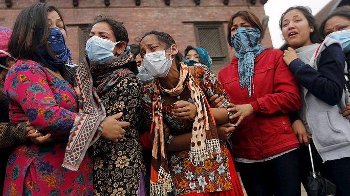 Nepál: A segélyek nem jutnak el vidékre