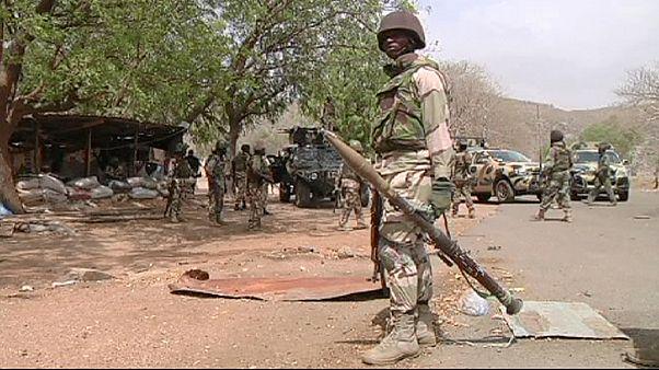 Lányok és asszonyok szabadultak ki a Boko Haram fogságából