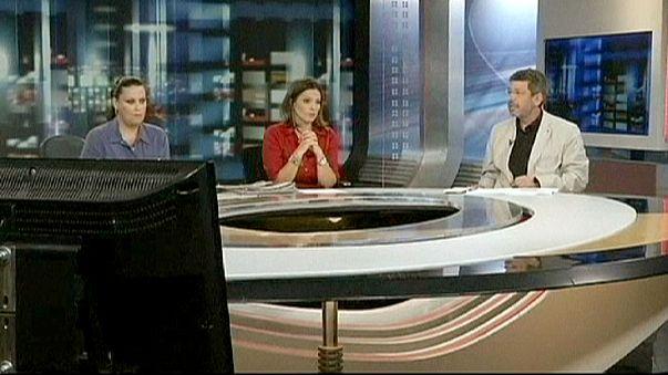 Újraindul a görög ERT adása
