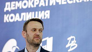El opositor ruso Navalny, excluido de las elecciones de 2016