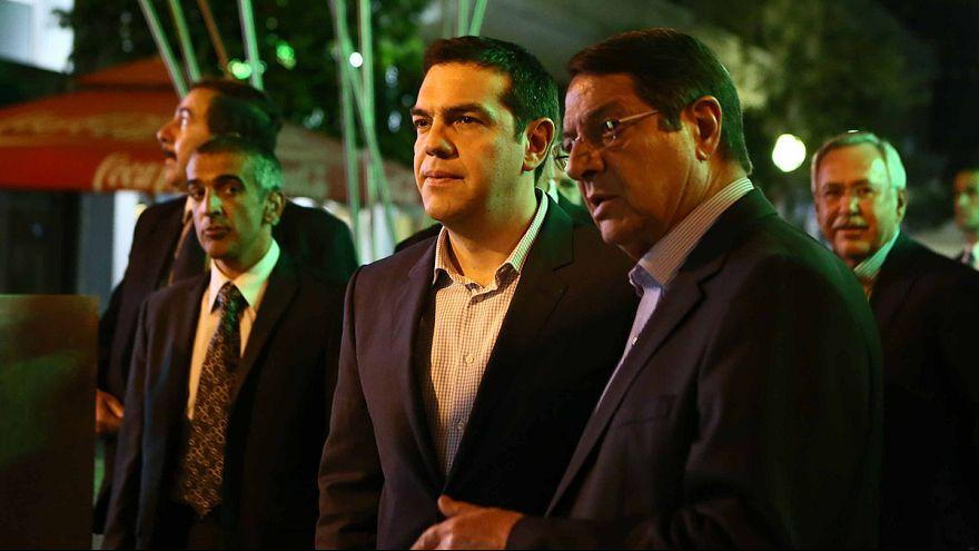 Νέα διακήρυξη θα υπογράψουν οι πρόεδροι Κύπρου και Αιγύπτου και ο Έλληνας πρωθυπουργός