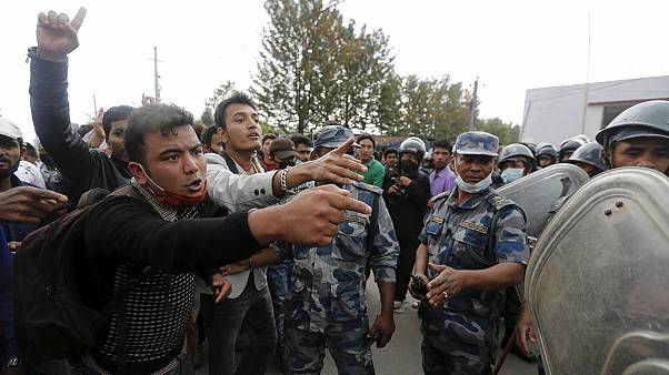 Tensions rise after fourth night in the open for quake-hit Nepalis