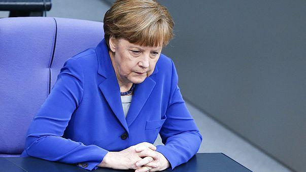 АНБ в Европе: Меркель знала о слежке и промышленном шпионаже?