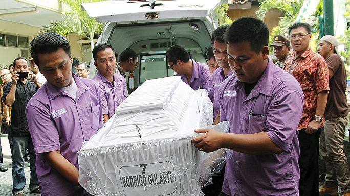 Reações às execuções de cidadãos estrangeiros na Indonésia