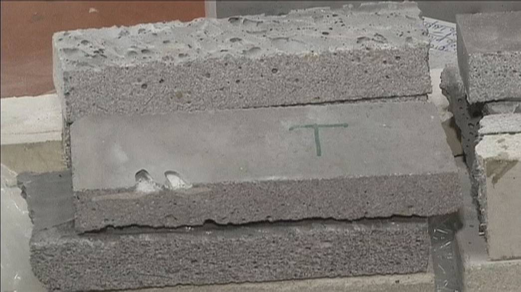 Volcanic mud could make ideal building material, scientists say