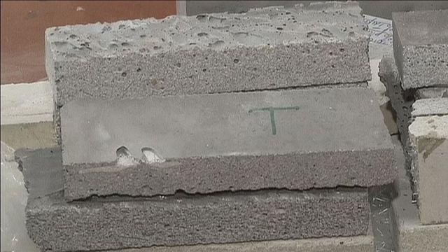 ملاطٌ من الرماد البركاني سيغير مفهوم البناء