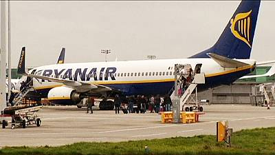 Ryanair robbed in illegal bank transfer