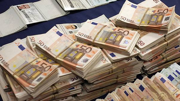 Go after the money say Europe's top crime fighters