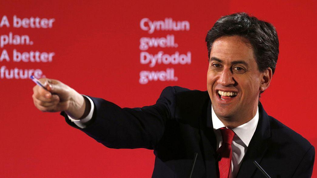 """Miliband """"pronto"""" per Downing Street, ma Scozia potrebbe tradire Ed 'il Rosso'"""