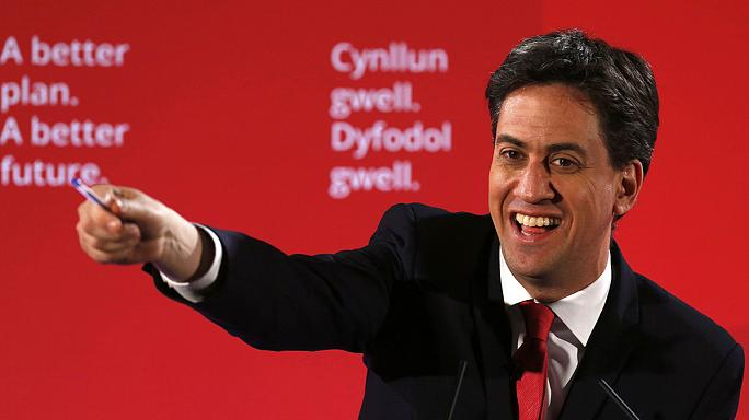 Miliband leads 'new generation taking charge of Labour'