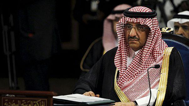 Arabia Saudí cambia de príncipe heredero